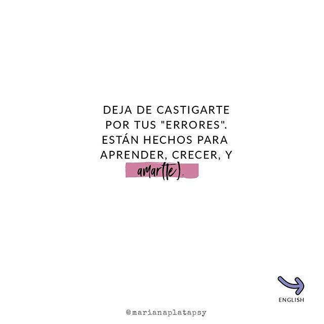 Auto-compasión es el antídoto de la vergüenza😌😌 ⠀⠀⠀⠀⠀⠀⠀⠀⠀ #MarianaPlataPsy #DesAprendiendo #SaludEmocional #CrecimientoEmocional #Vulnerabilidad #AutoCompasion