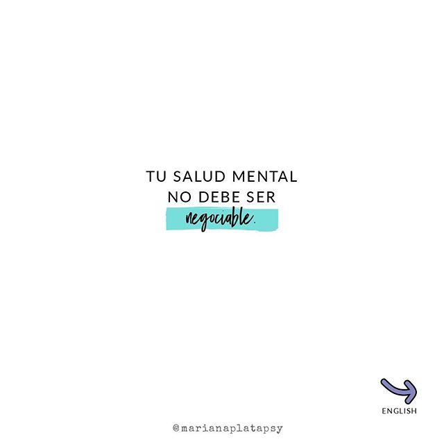 Cuestiona qué está comprometiendo tu salud mental🌟🌟 ⠀⠀⠀⠀⠀⠀⠀⠀⠀ #MarianaPlataPsy #DesAprendiendo #Vulnerabilidad #Autenticidad #CrecimientoEmocional #SaludMental #Psicoterapia