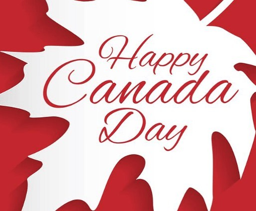Happy Canada Day Folks!