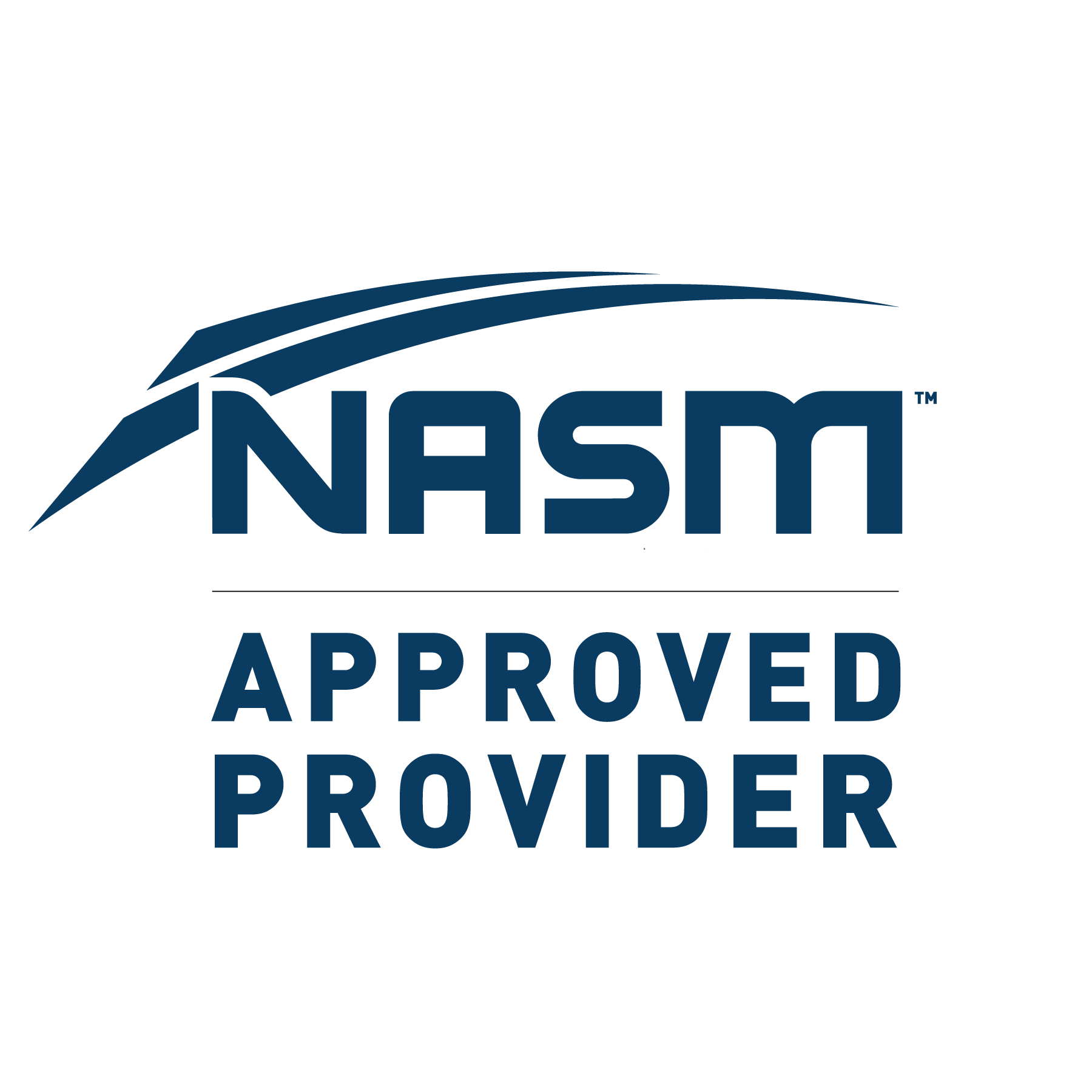 Muay Thai Personal Trainer  is recognized by the National Academy of Sports Medicine as an Approved Continuing Education Provider.