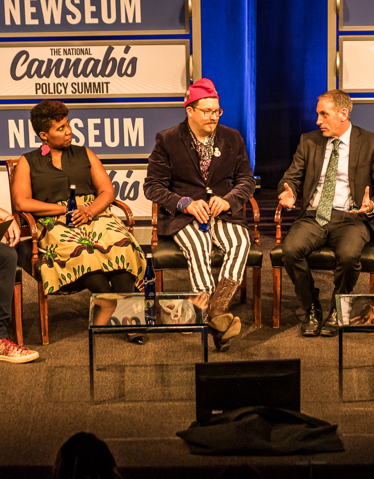 National Cannabis Policy Summit - 4.19.19 at the Newseum