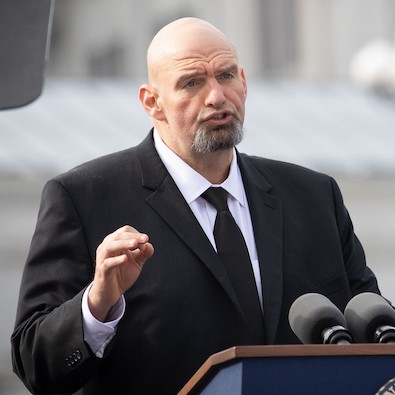 Lt. Governor John Fetterman — PENNSYLVANIA - Pennsylvania Lt. Governor John Fetterman has been an instrumental in passing comprehensive cannabis reform in Pennsylvania, and is currently conducting a 67 county listening tour focused on legalization. As mayor of Braddock, Fetterman stood up for communities hard hit by economic disadvantages and racial disparities. He has routinely stood up for cannabis consumer rights, far before there was any glimmer that a regulated medical or adult use program were possible.