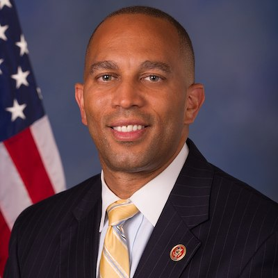 U.S. Representative Hakeem Jeffries — NEW YORK - Congressman Jeffries is the fifth top ranking member of the House Democrats and has come out strong saying Congress should decriminalize marijuana. Congressman Jeffries has co-sponsored all of the major cannabis reform bills in the past year, including the Marijuana Justice Act and the CARERS Act. A few months ago when referencing the First Step Act he tweeted,