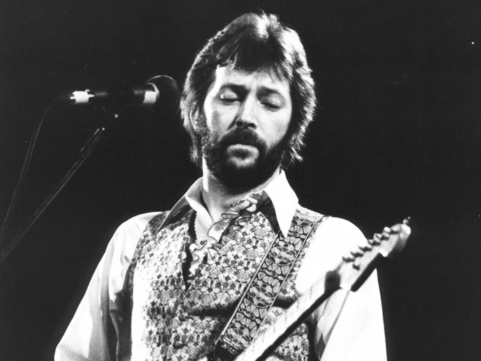Eric Clapton is so synonymous with the chord progression, the recent documentary about him was titled 'Life In 12 Bars'. Credit: Getty Images