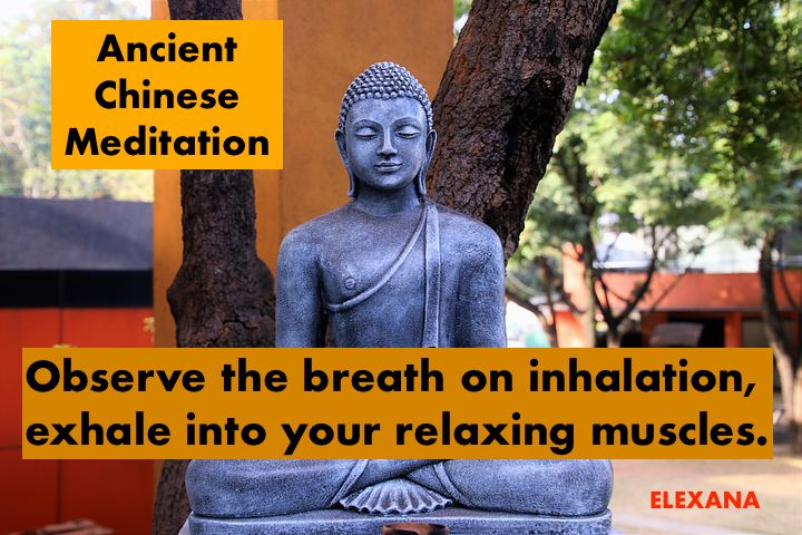This simple meditation is one of the oldest. I hope to share more, in the future.