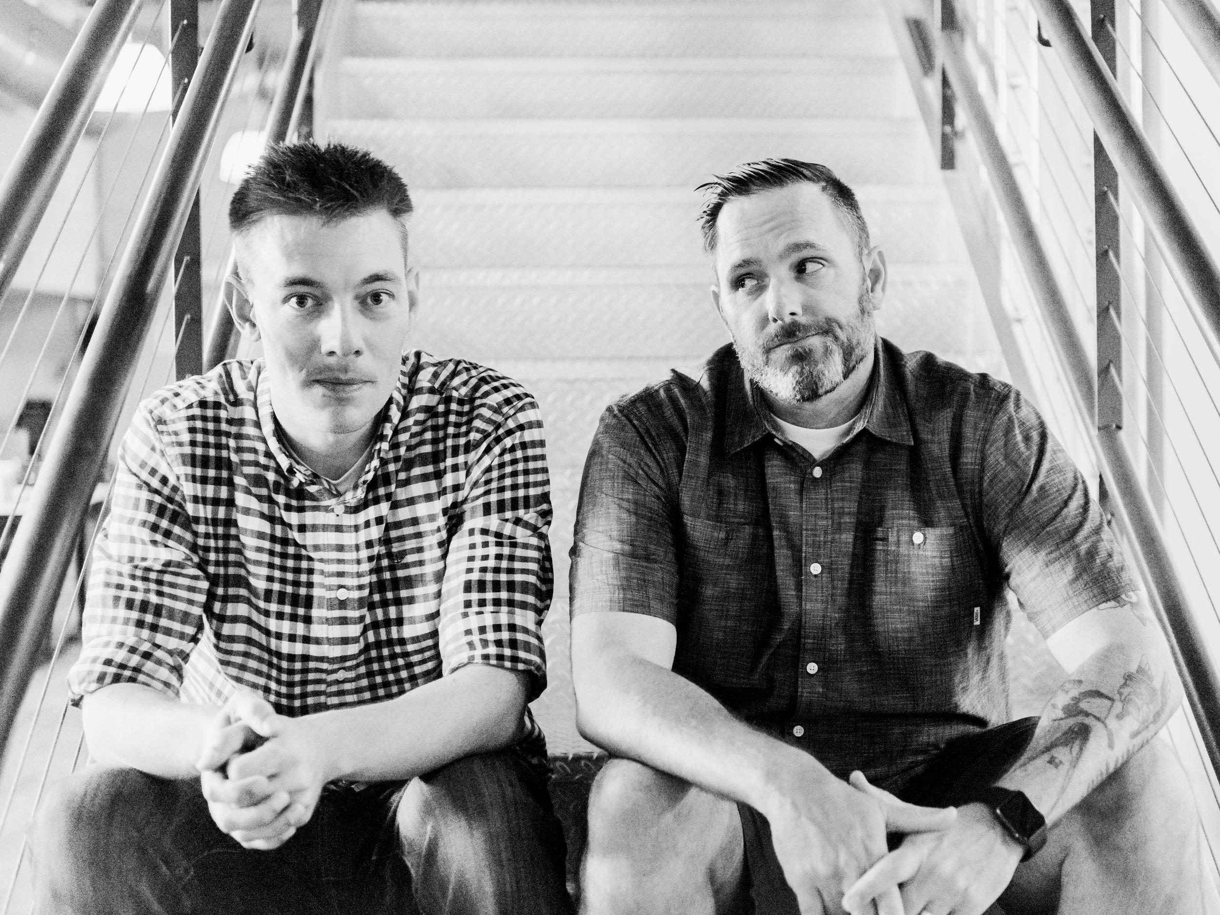 Josh Tolman & Kyle Jacobsen -