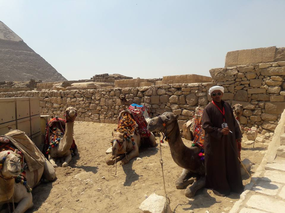 A camel tour sounded like a good idea, and it was, until my Berber camel guide tried to double the agreed-upon price at the end.