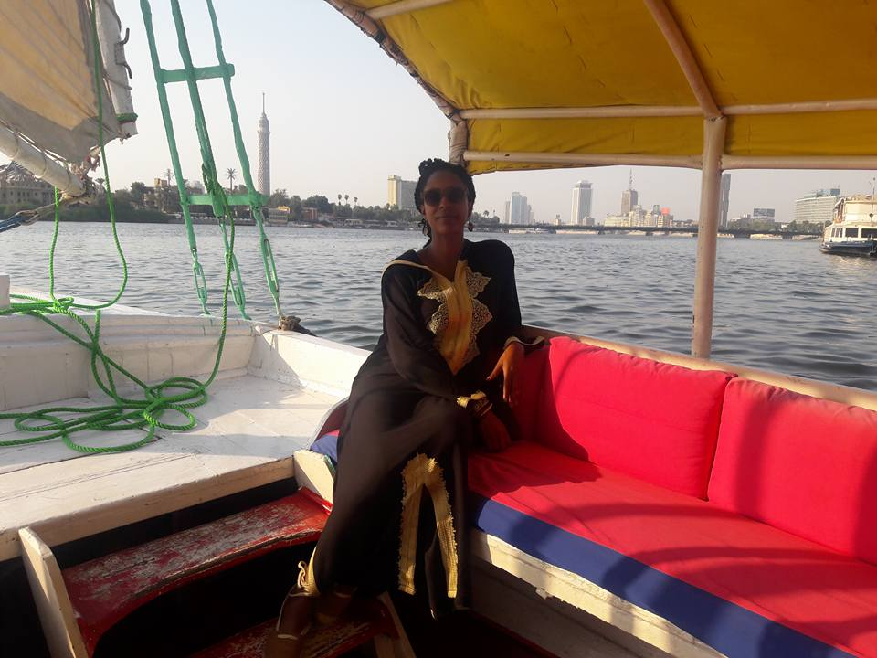 I was too tired to protest, and semi-sulked my way through the brief Nile 'cruise' that was included in the tour, before the guide and I both decided that it would be better if I just headed back to the hotel early.