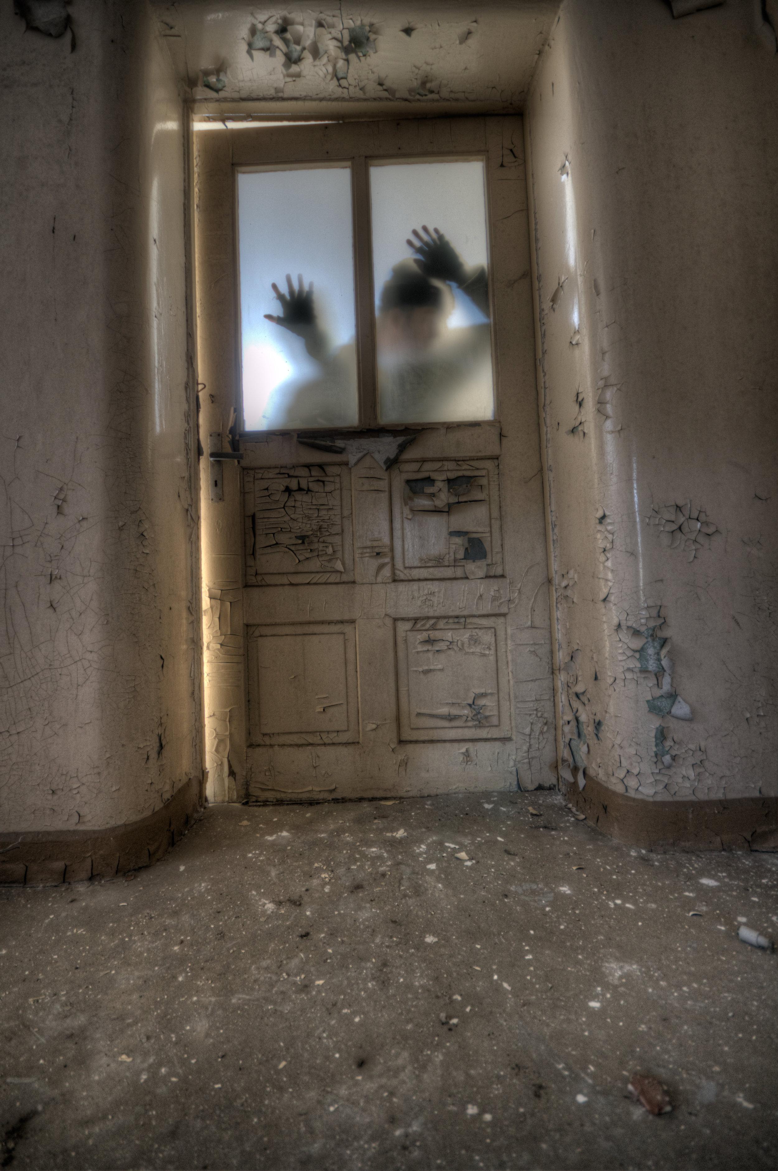 Old lunatic asylum