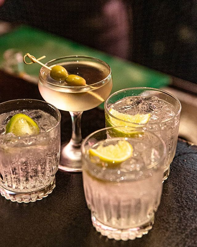 The perfect way to end the working week 🍸 we are open from 4:30pm!