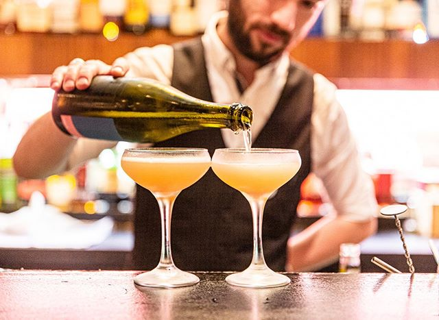 Thursday is almost Friday! Come and have refreshing drinks with us. Open from 4:30pm. 🍸🥃🍾
