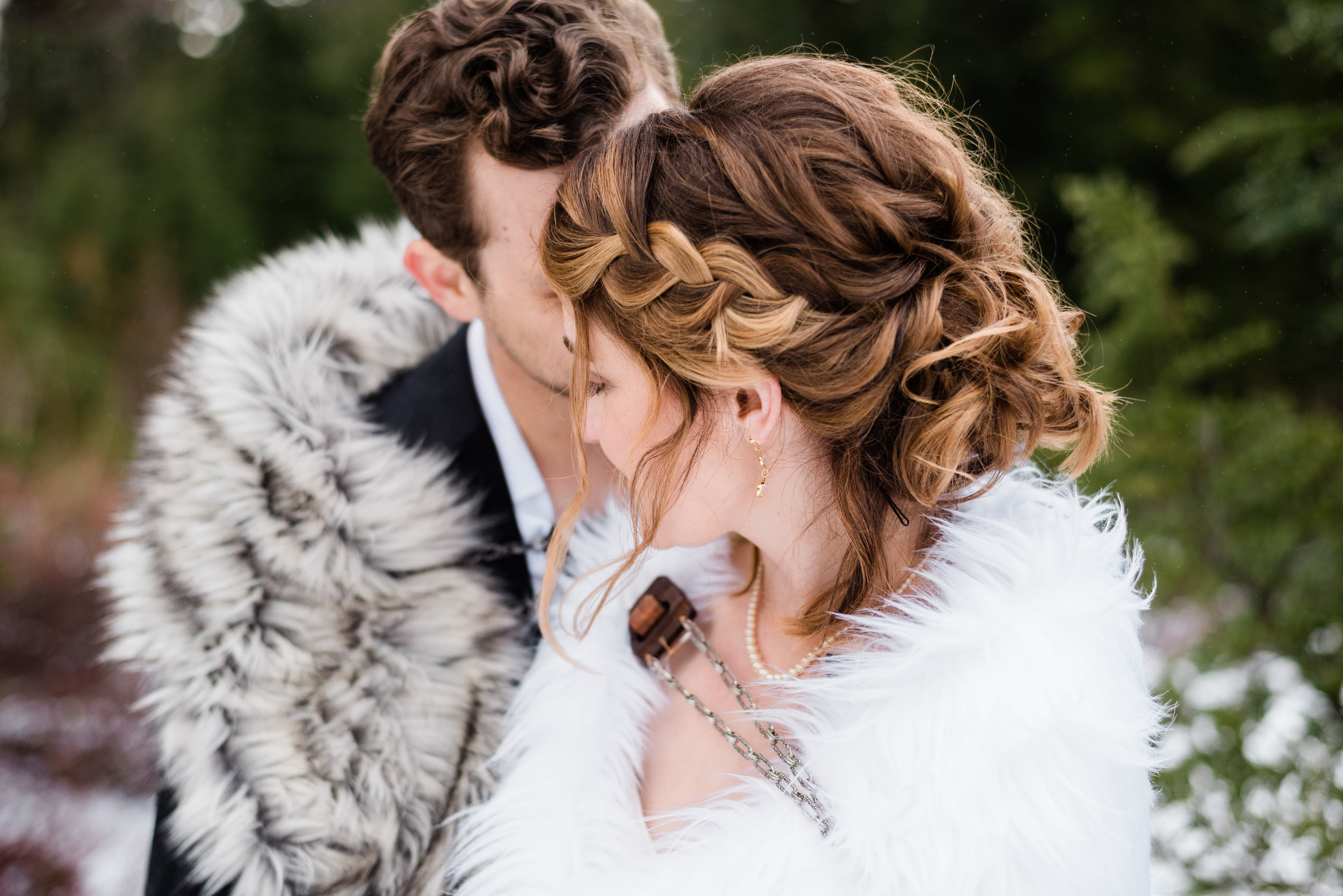 Lynden Bellingham Bridal Stylist
