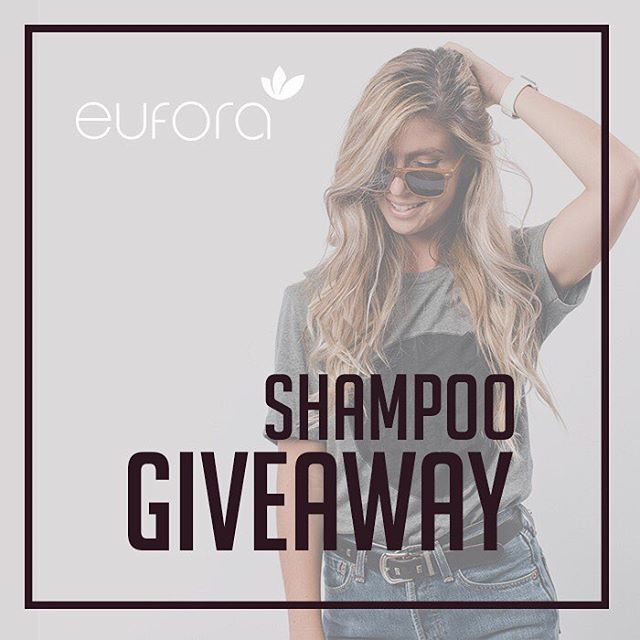 Last day to enter our Eufora shampoo giveaway! Check out the original post in our account for details and rules to enter.
