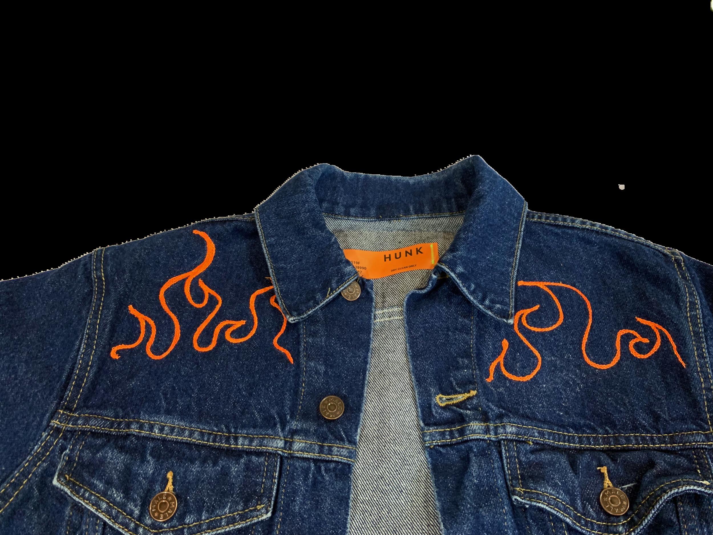 Denim Flame Jacket Close up 2 no bg.png