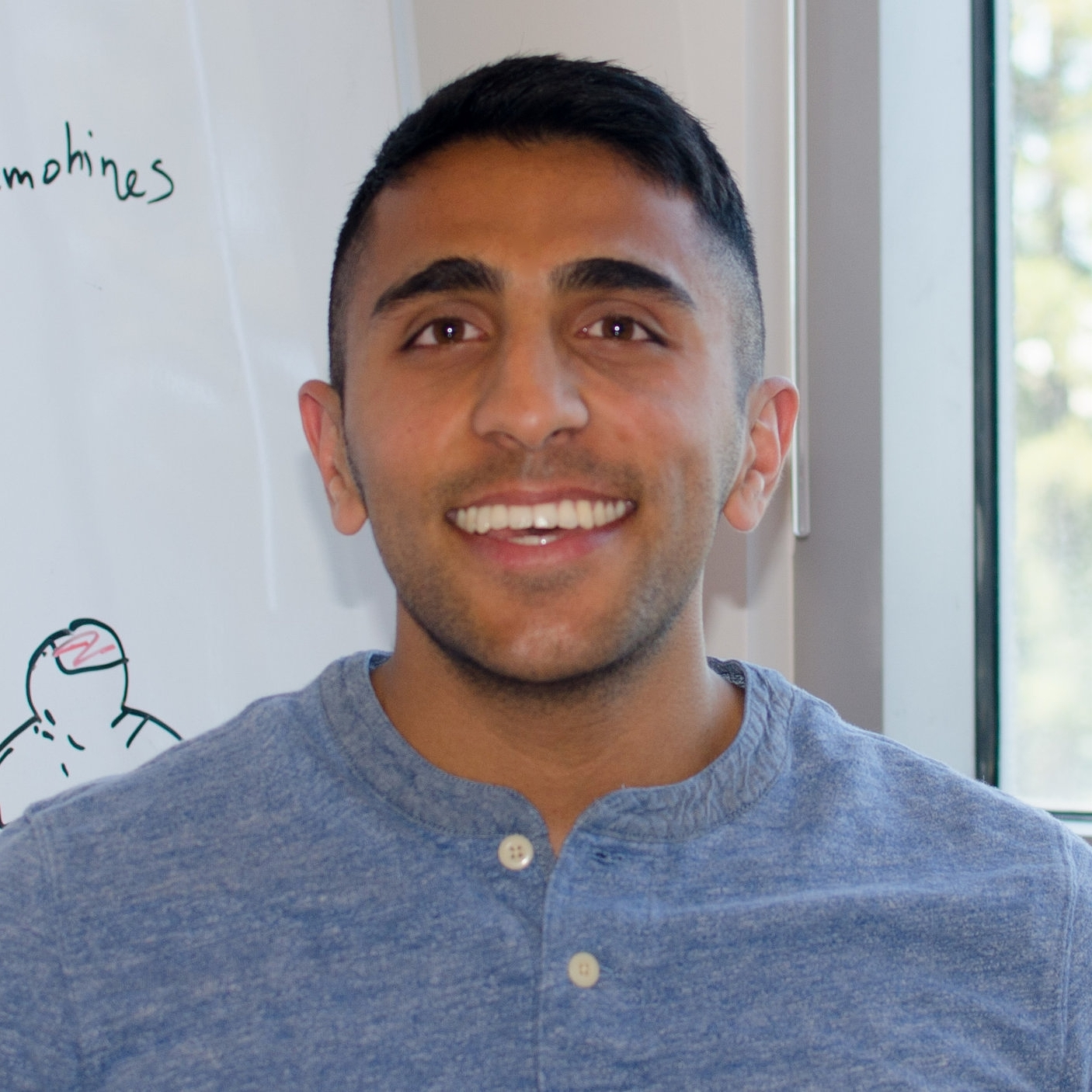 Jk Gopakumar - Research AssociateJk, a Bay Area native, completed his undergrad at Pomona College where he obtained a B.S. in Neuroscience. He was also a member of the soccer and track teams at Pomona College. He is currently working in the Jaiswal lab while applying to MD/PhD programs.