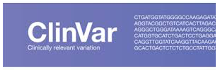 Clinically relevant variation ClinVar