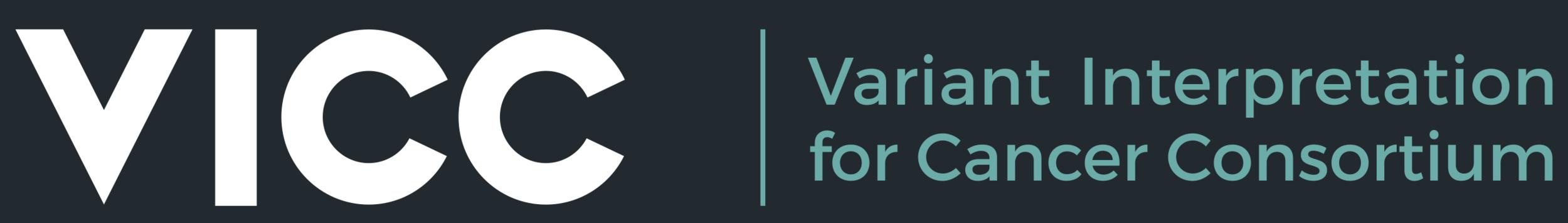 Variant Interpretation for Cancer Consortium VICC
