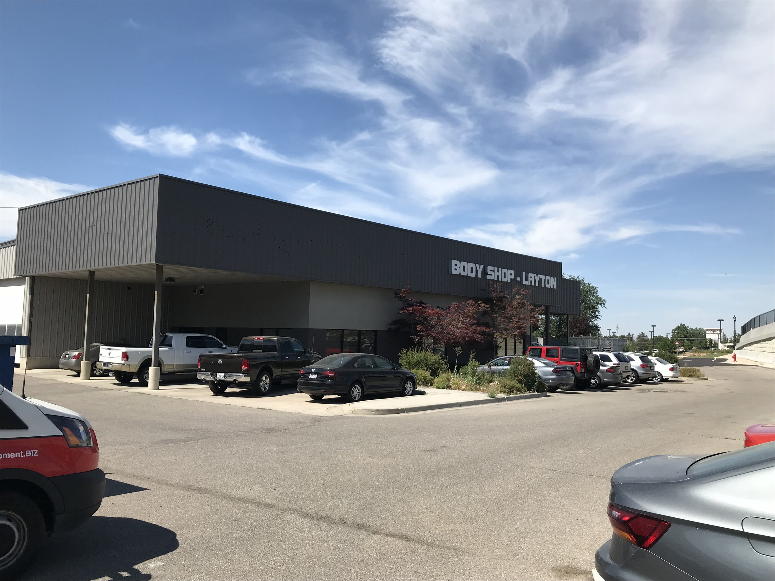 Layton Utah Auto Body Shop Cutrubus Collision Center