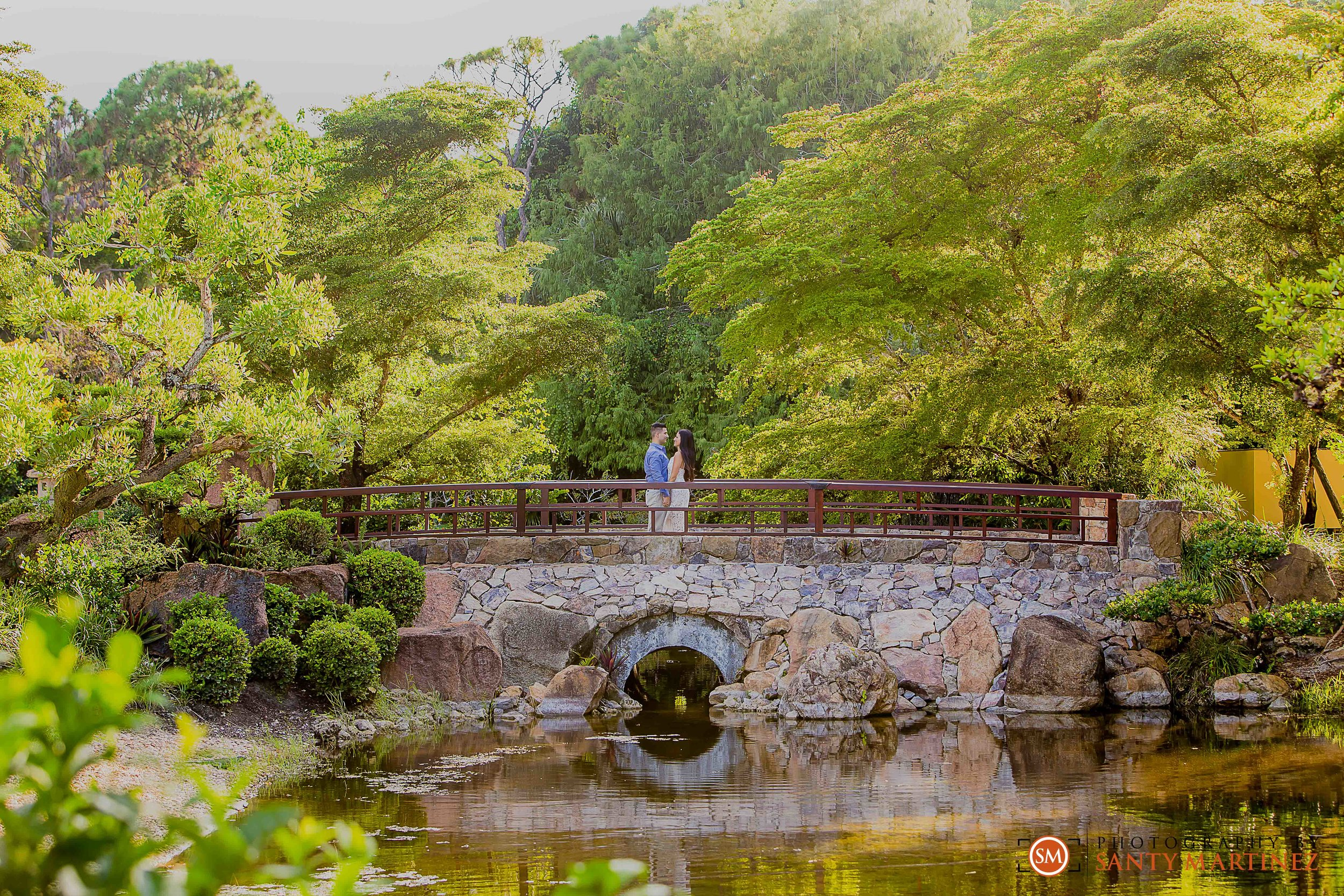 Morikami Engagement Session - Wedding Photographers - Santy Martinez-8.jpg