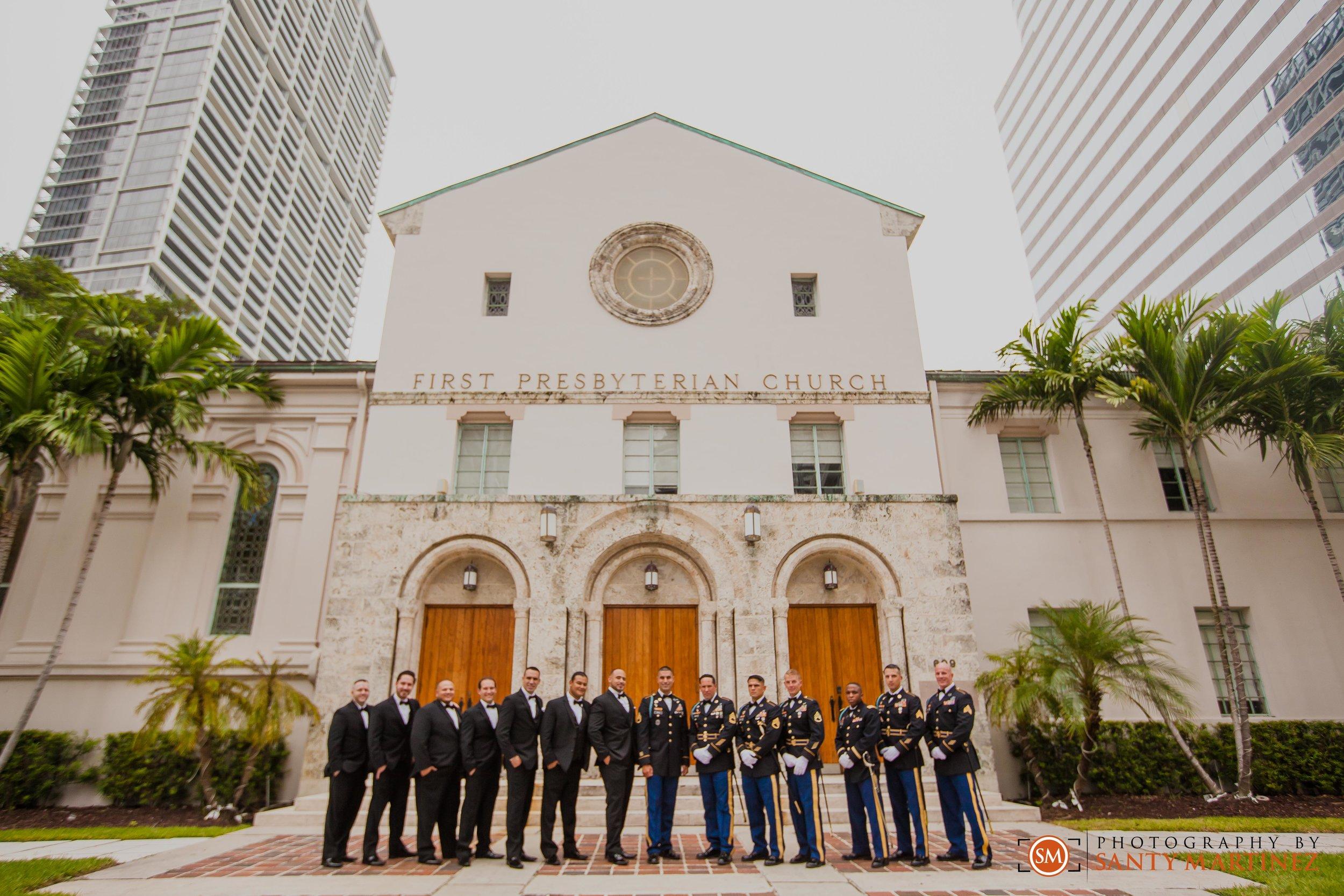 Wedding First Miami Presbyterian Church - Photography by Santy Martinez-15.jpg