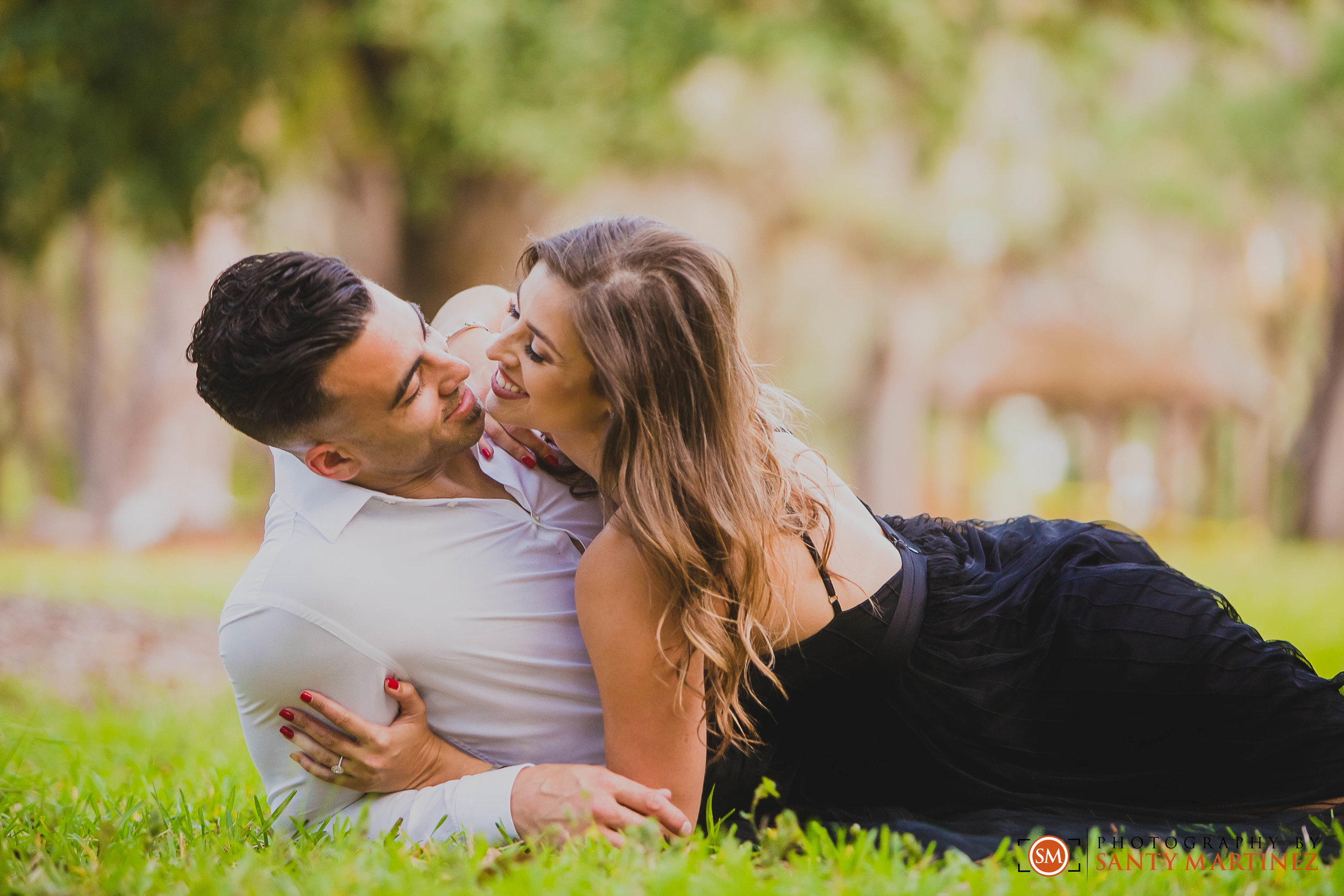 Miami Firefighter Engagement Session - Photography by Santy Martinez-18.jpg