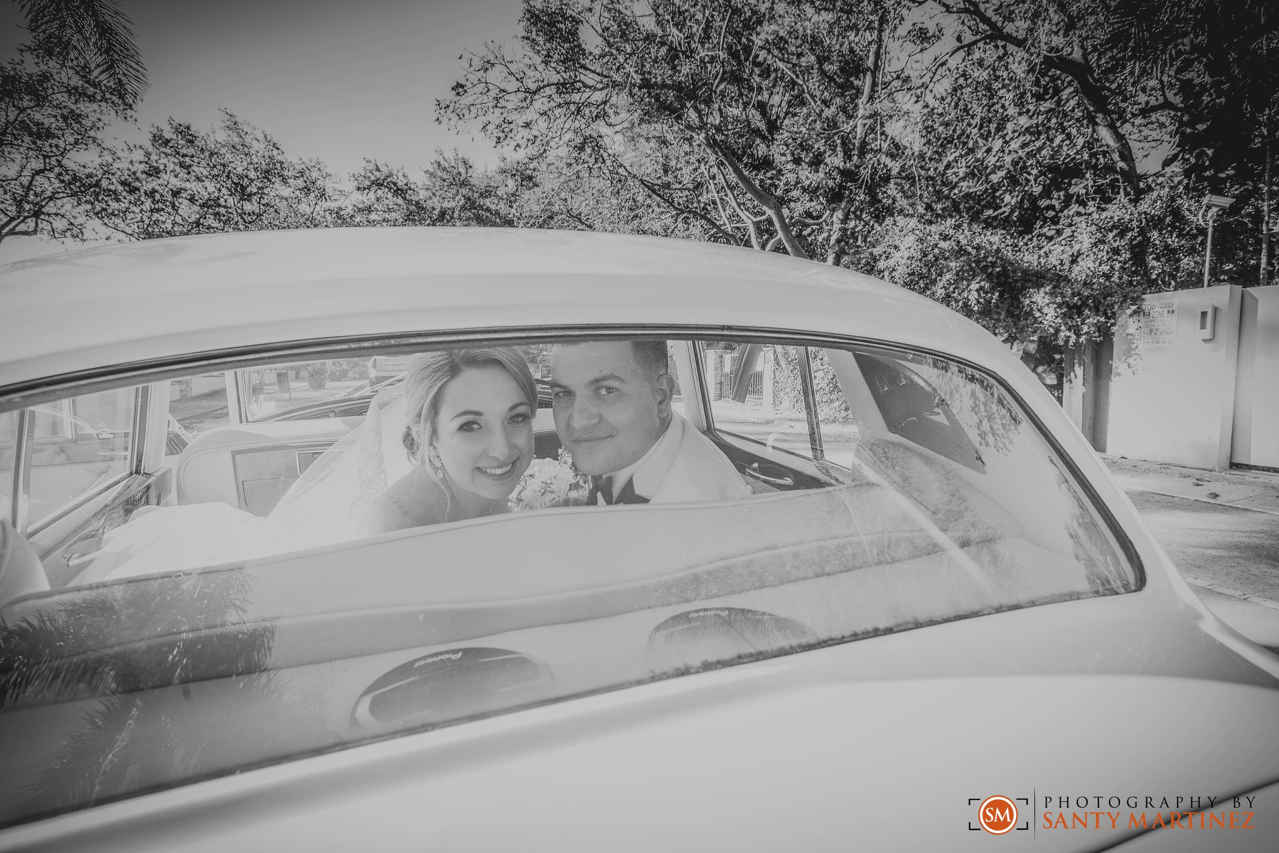 Wedding - St Hugh Catholic Church - Rusty Pelican - Key Biscayne - Photography by Santy Martinez-30.jpg