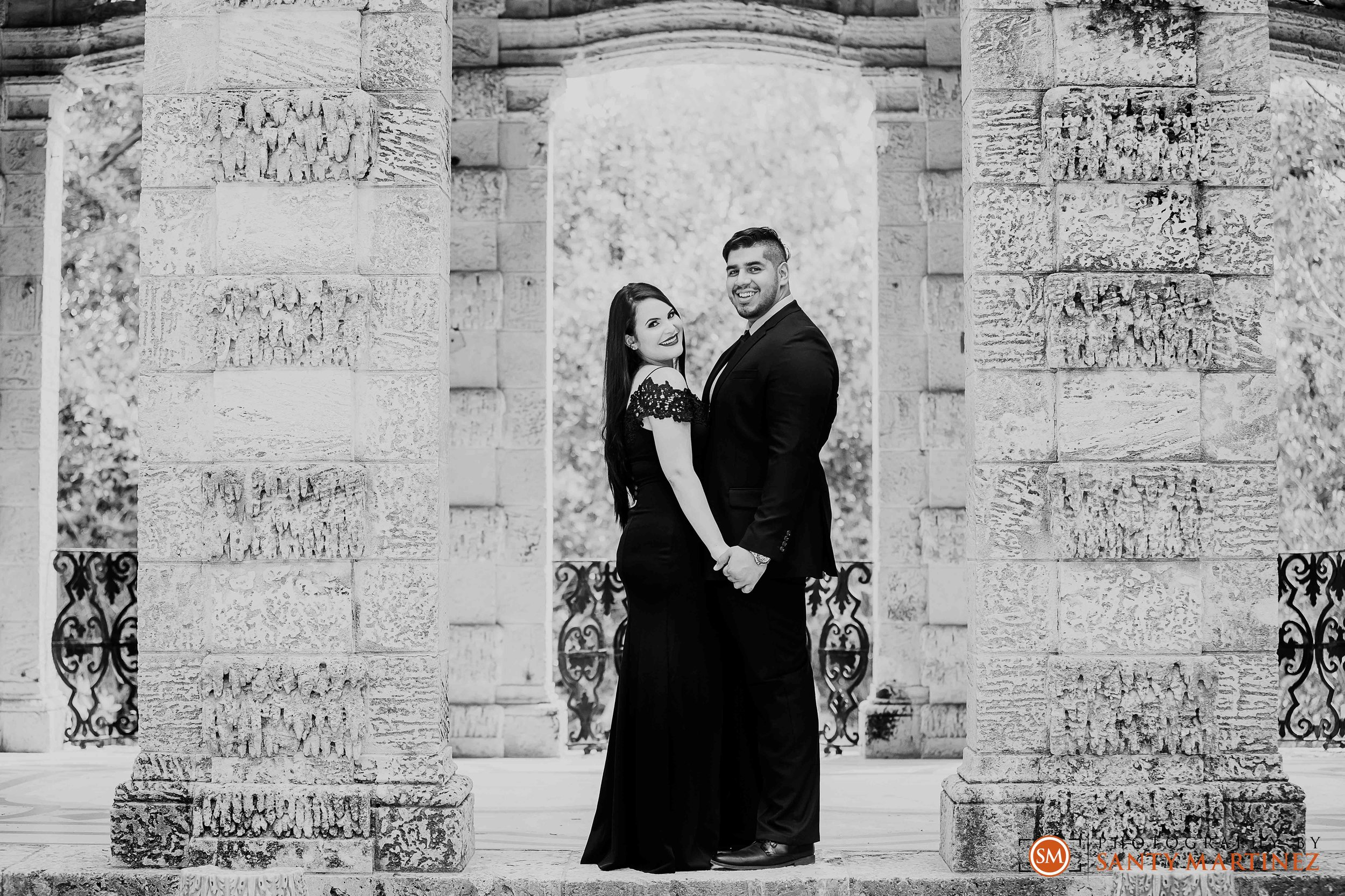 South Florida Wedding Photographers - Vizcaya - Engagement - Santy Martinez-3.jpg