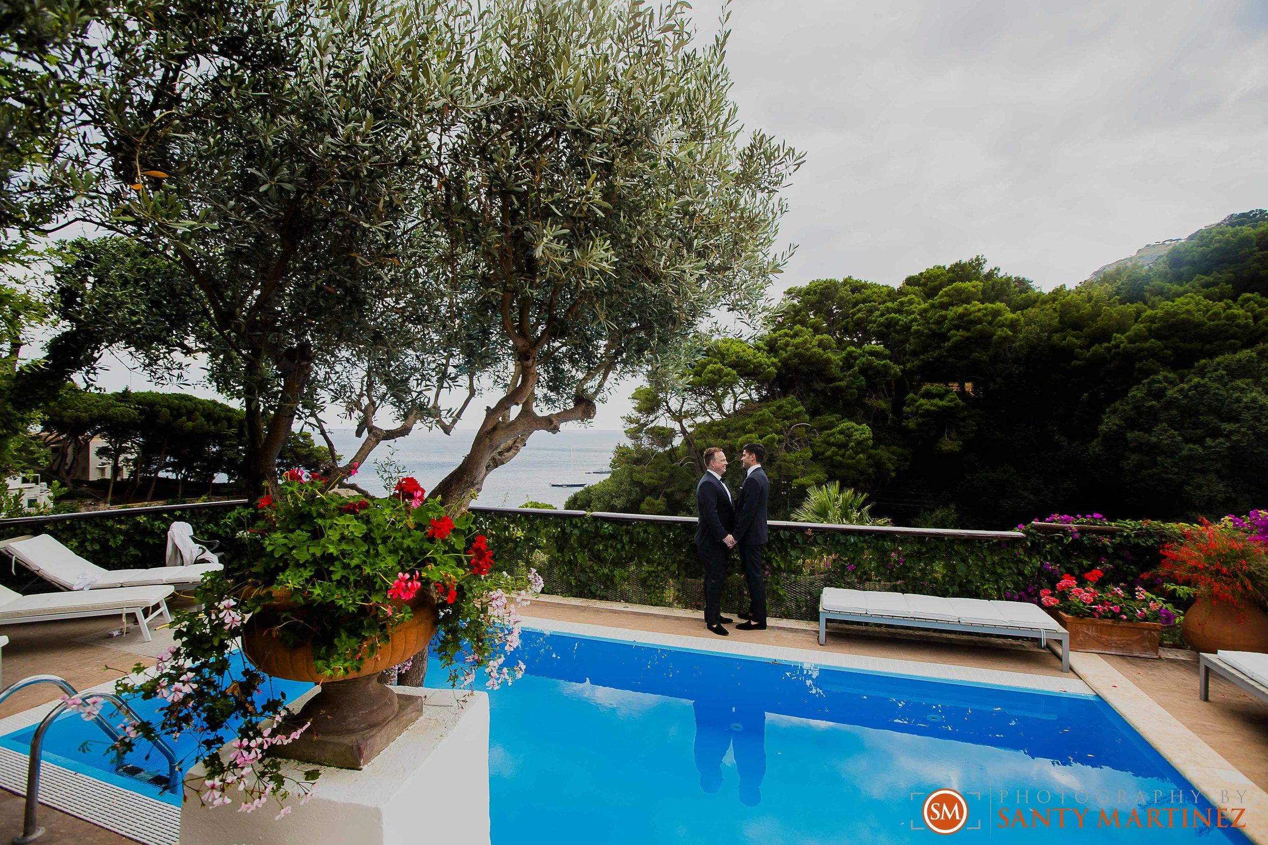 Wedding Capri Italy - Photography by Santy Martinez-16.jpg