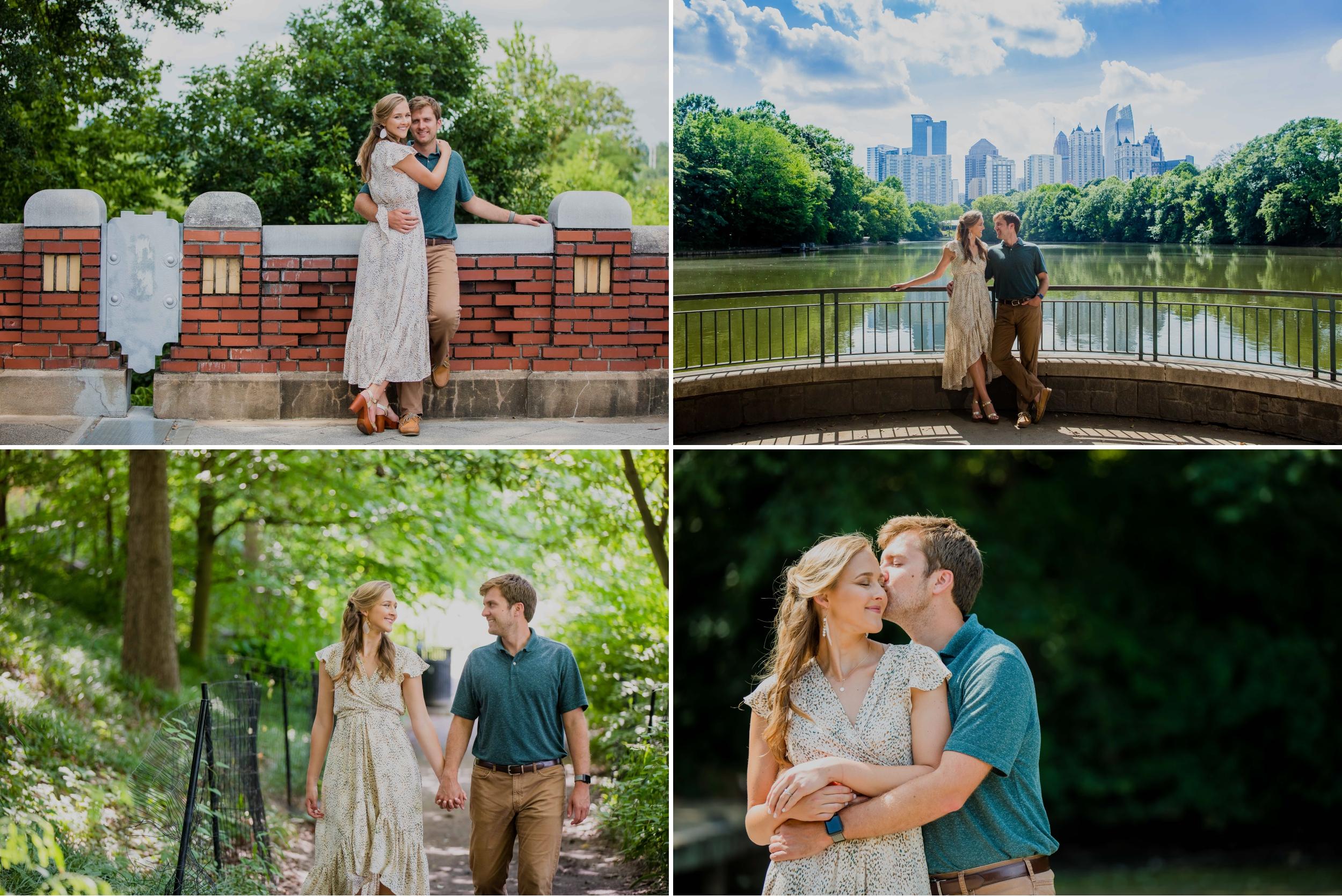 Engagement Session - Piedmont Park - Atlanta - GA - Santy Martinez Photography 2.jpg