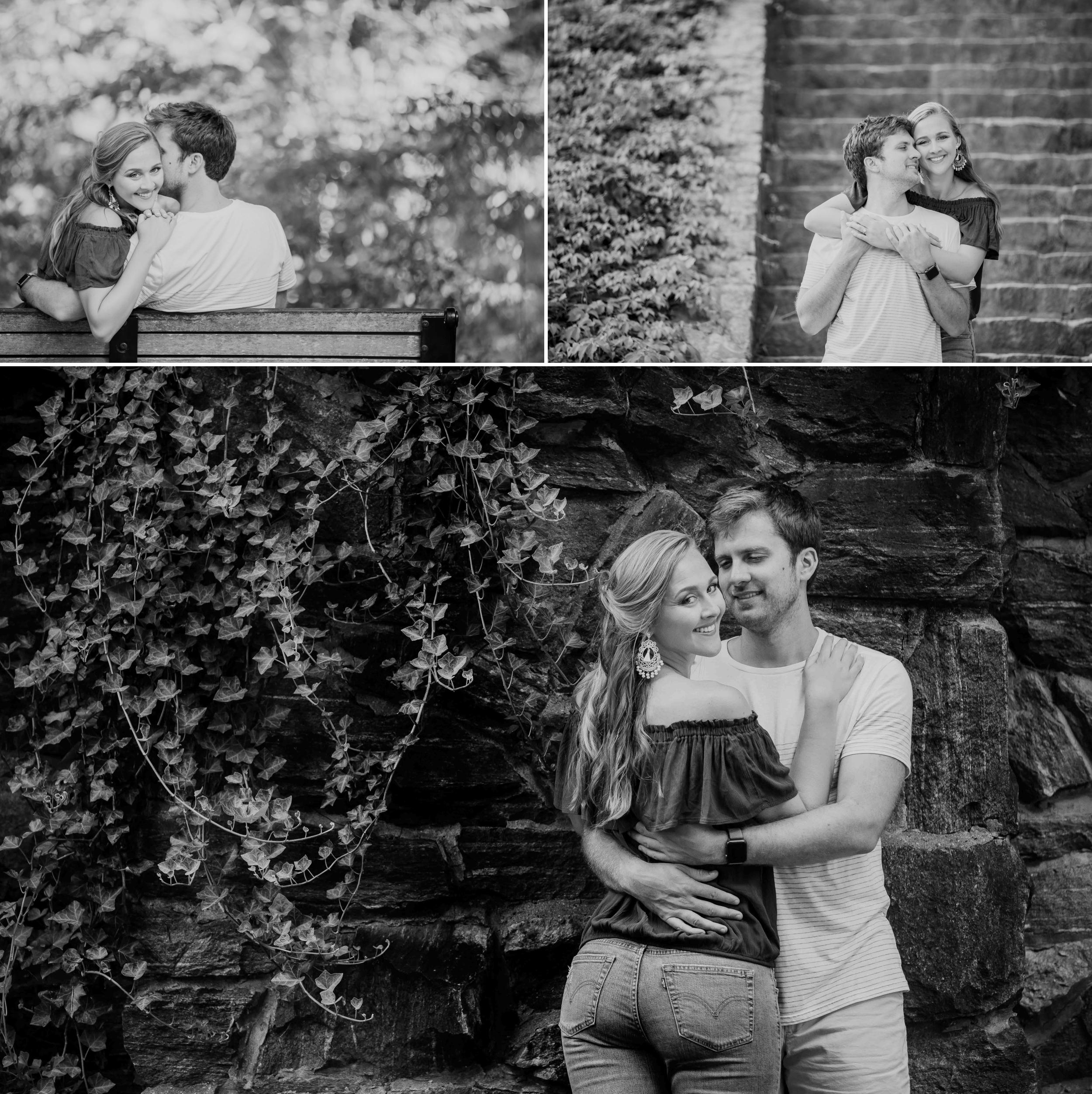 Engagement Session - Piedmont Park - Atlanta - GA - Santy Martinez Photography 4.jpg