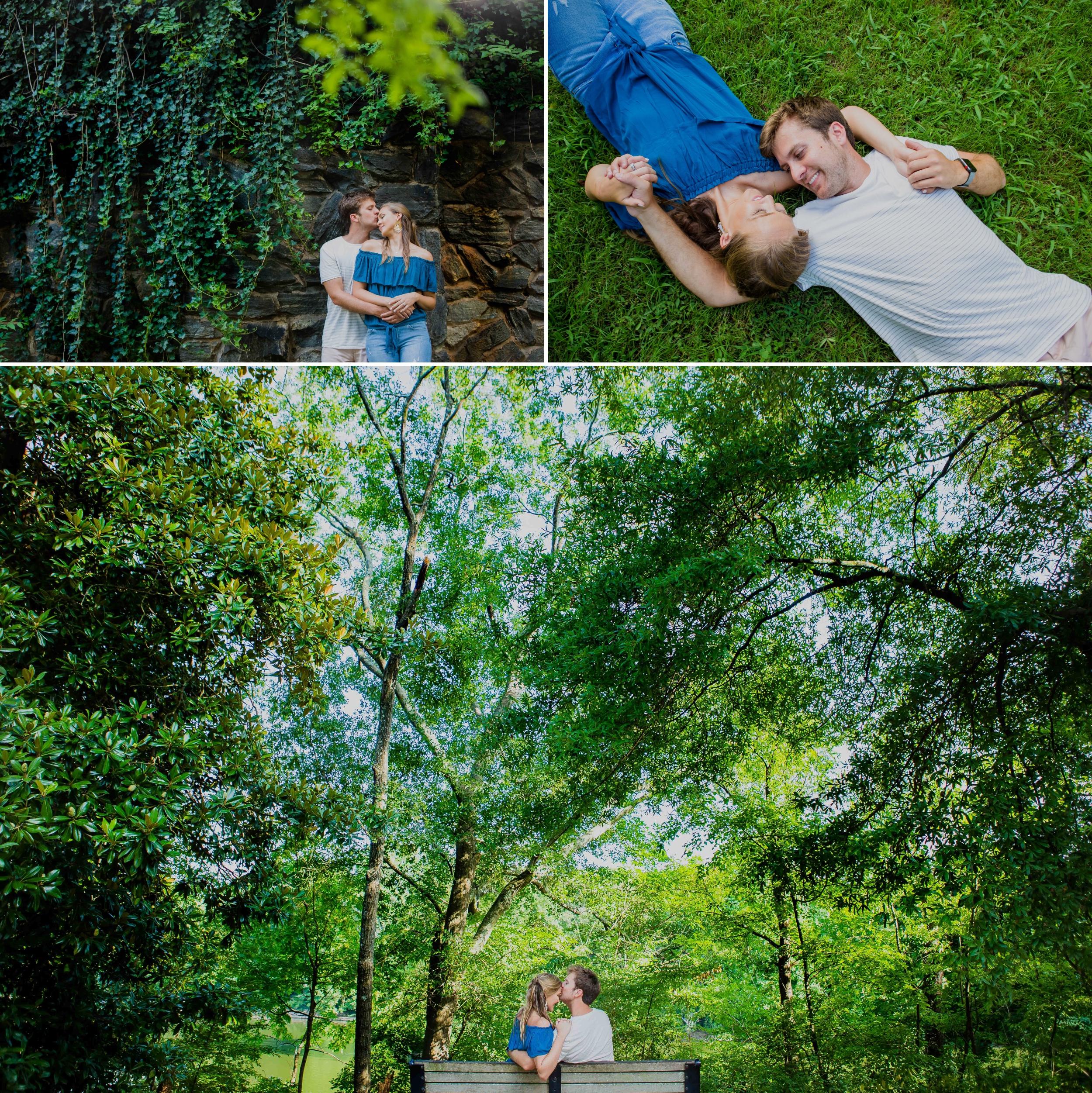 Engagement Session - Piedmont Park - Atlanta - GA - Santy Martinez Photography 7.jpg