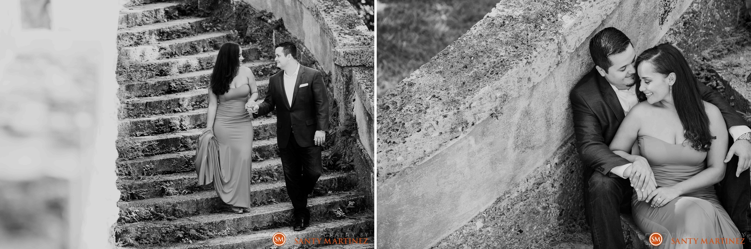 Vizcaya Engagement Session - Miami - Photography by Santy Martinez 2.jpg