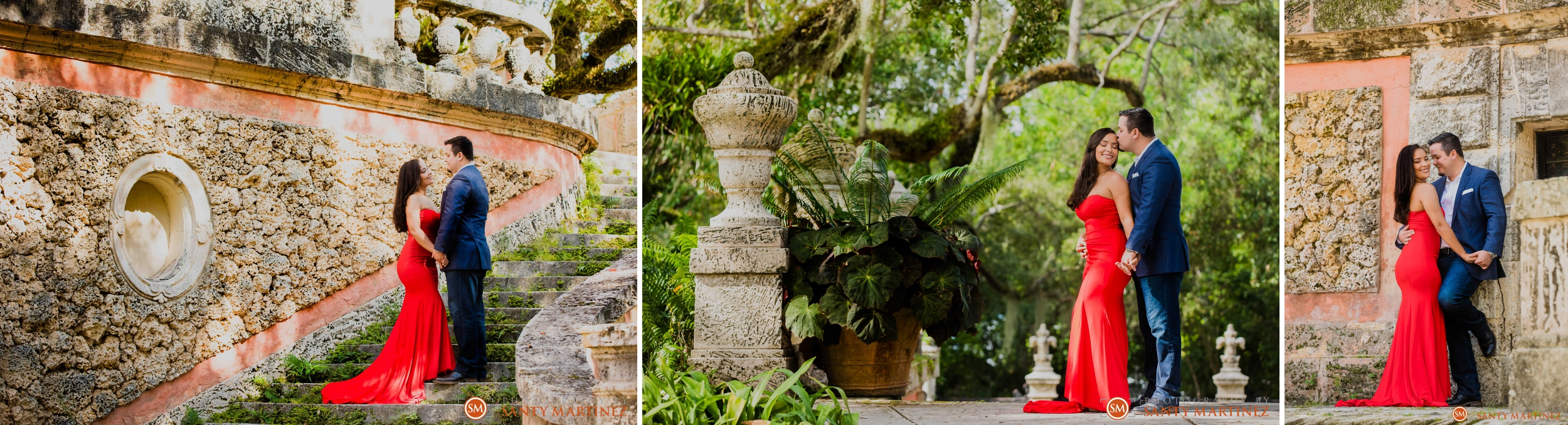 Vizcaya Engagement Session - Miami - Photography by Santy Martinez 3.jpg
