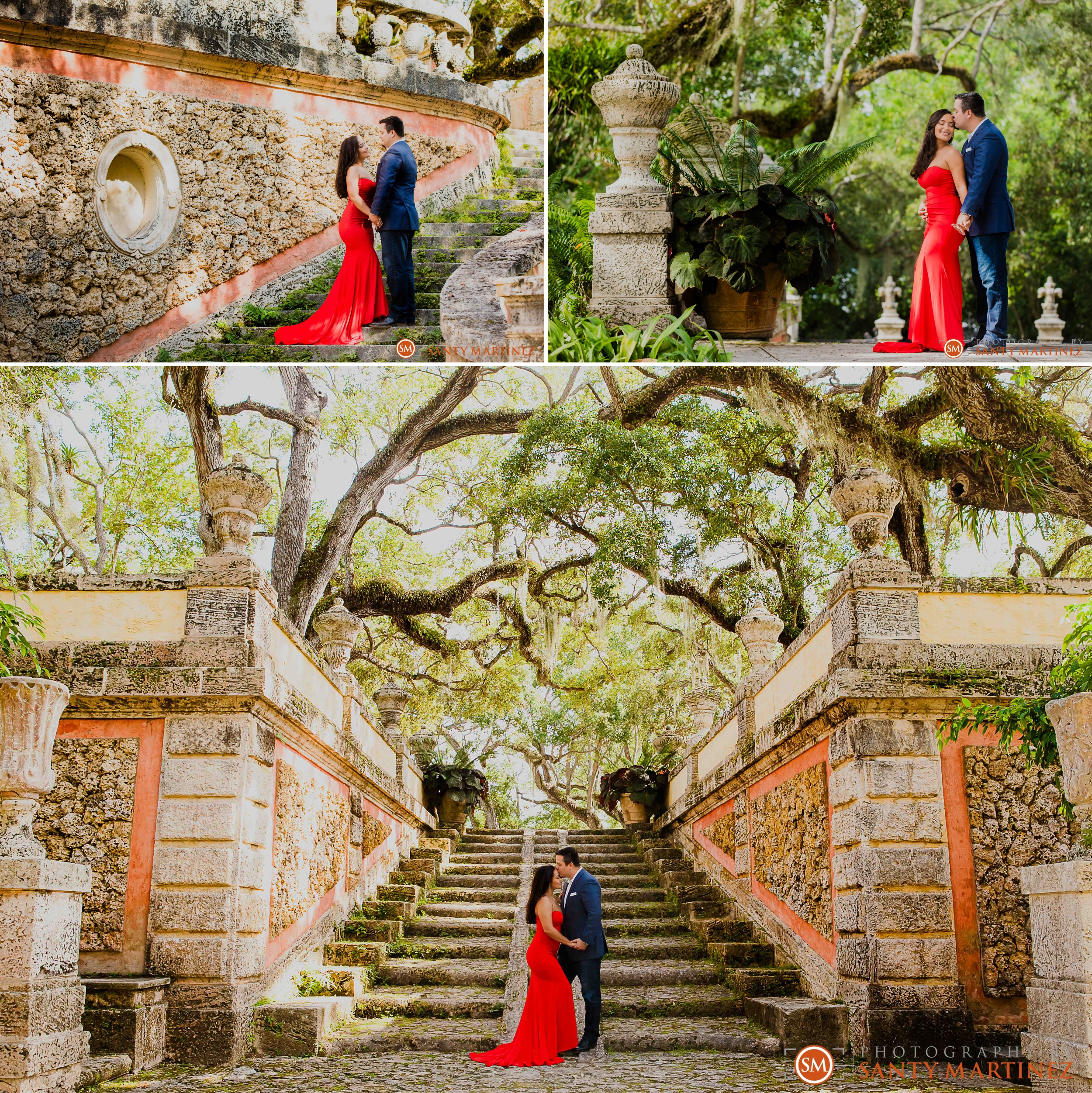 Vizcaya Engagement Session - Miami - Photography by Santy Martinez 1.jpg
