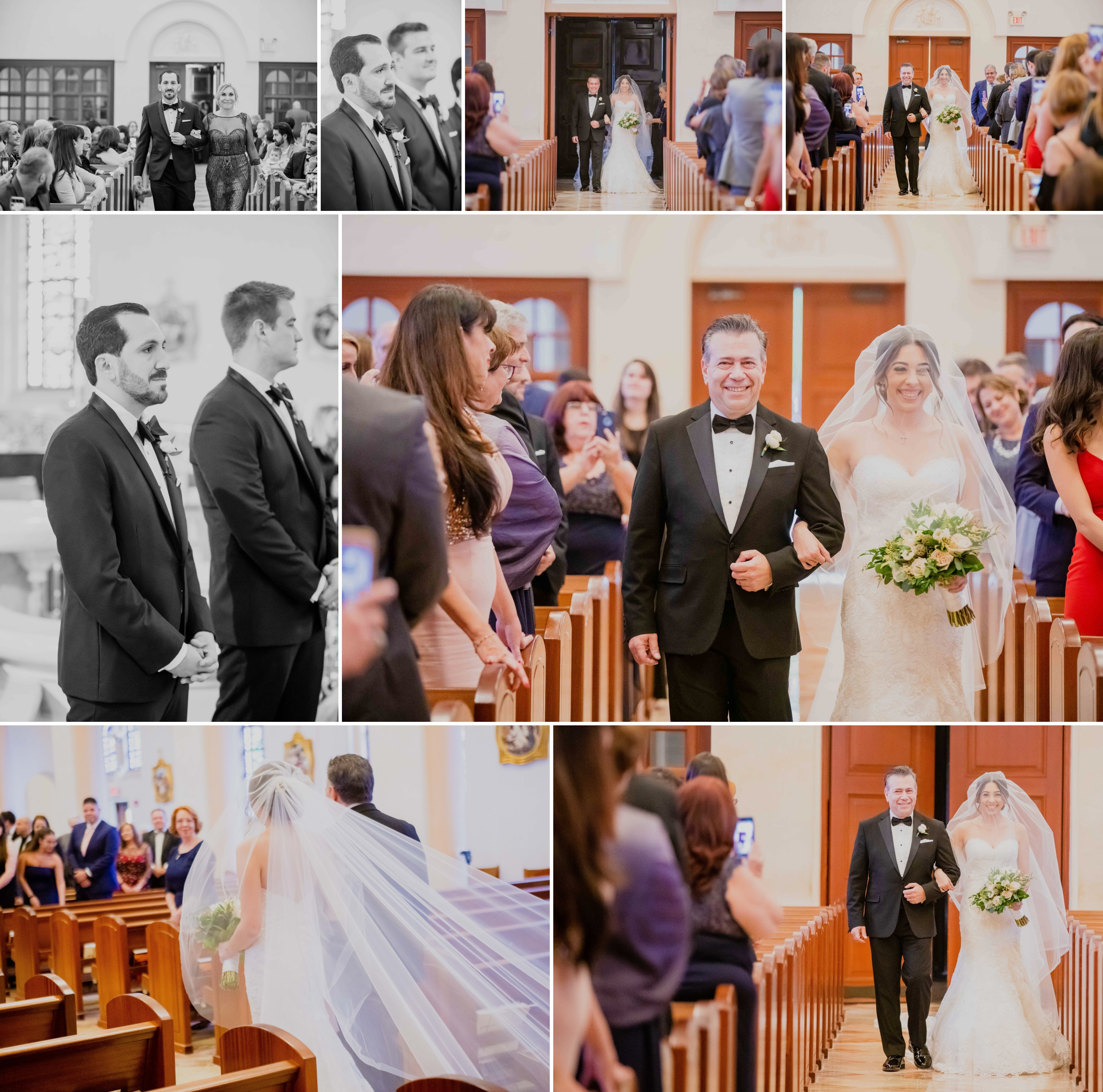 Wedding - St Patrick Church - The Bath Club - Santy Martinez Photography 21.jpg