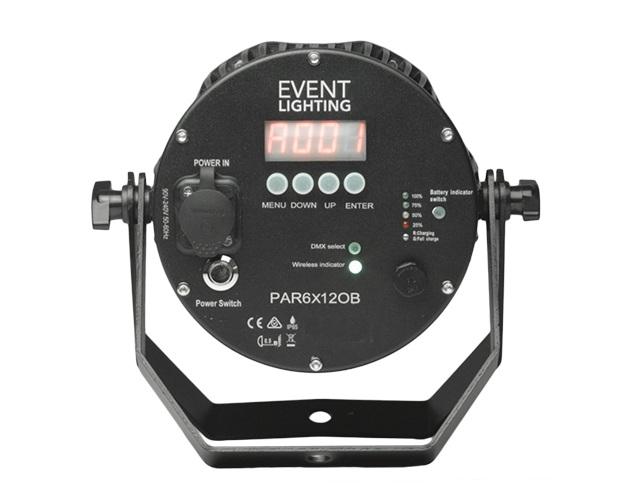 Event Lighting,Battery Par -