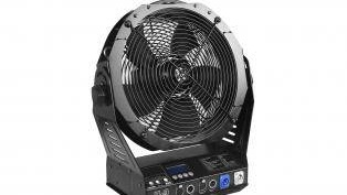 DJ Power H9 DMX Fan -