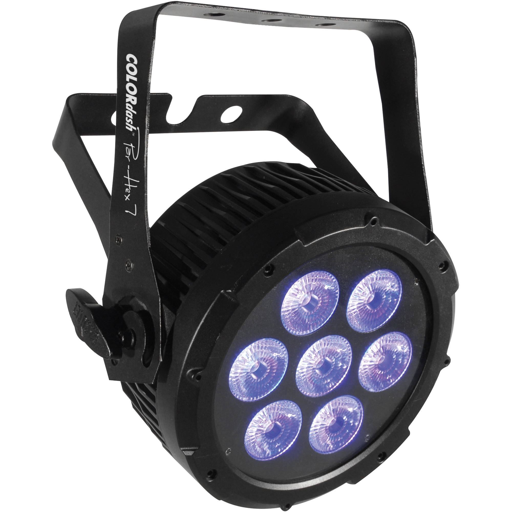 Chauvet Colordash Par Hex 7 -