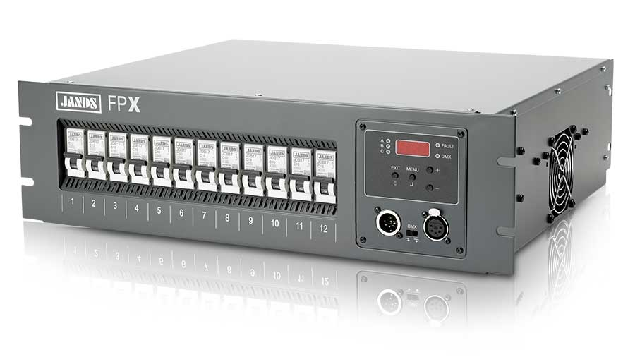 Jands FPX Dimmer -