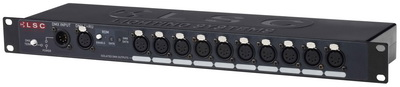 LSC MDR DMX splitter -