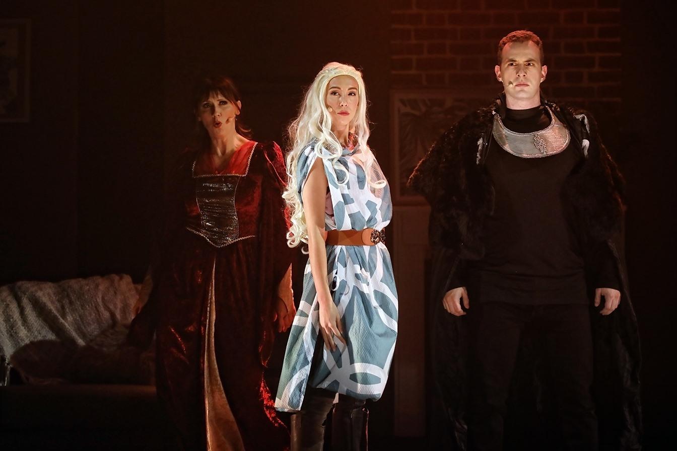 Thrones, photo credit: Prudence Upton