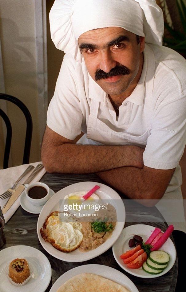 Adel Mahshi in Los Angeles Times circa 1995