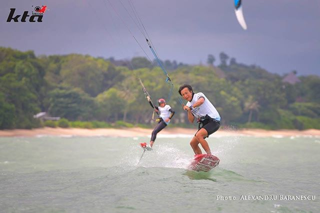 Hang on in there KTA Hydrofoil Racing is back in action next week to Desaru Coast Malaysia . . . #foiling #hydrofoil #nature #photooftheday #sports #waves #asia #travel #risewithasia #ocean surfing #supfoil #instagram #instalike #instafollow