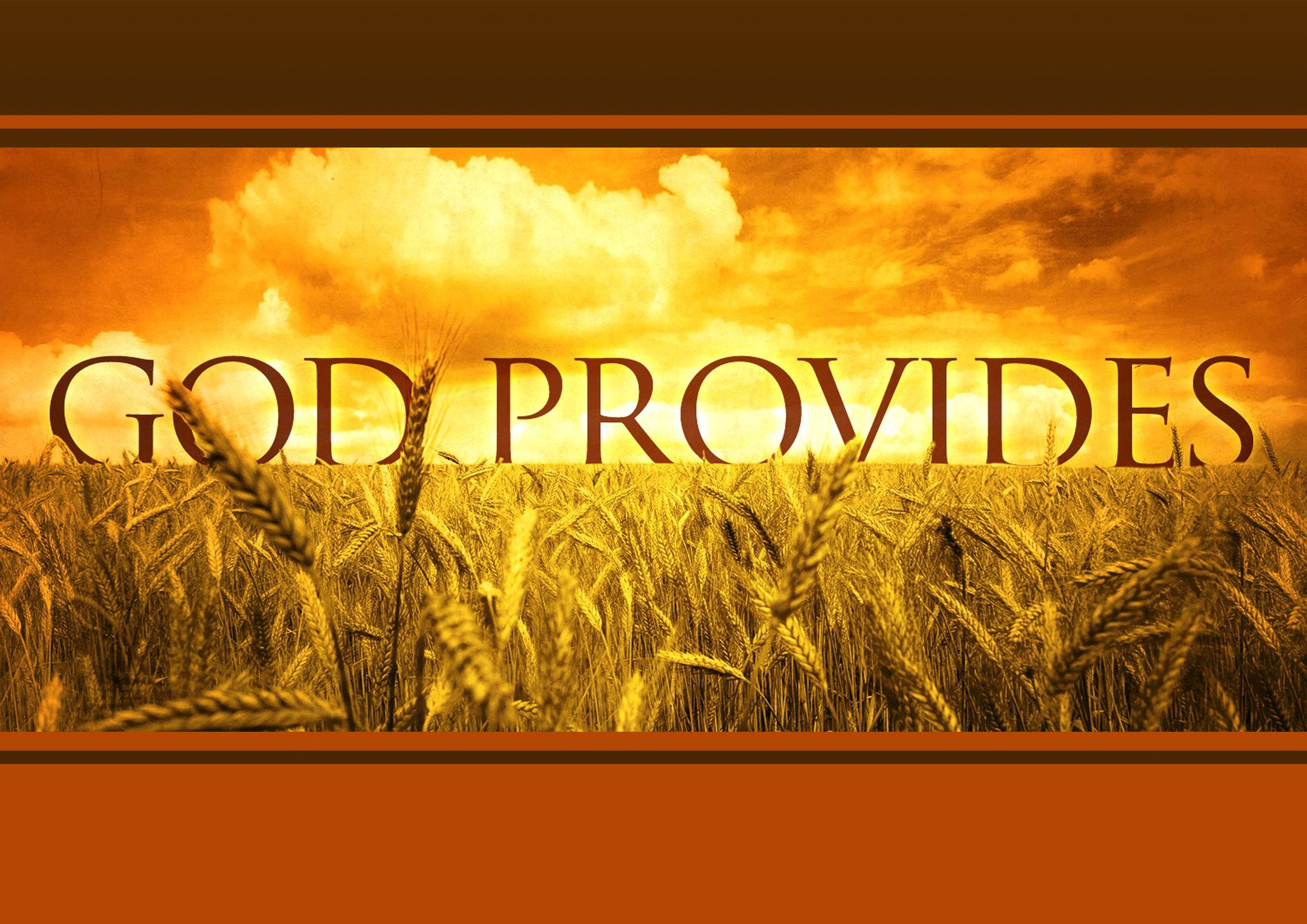 Abundant Living - This series revolves around God's providence.