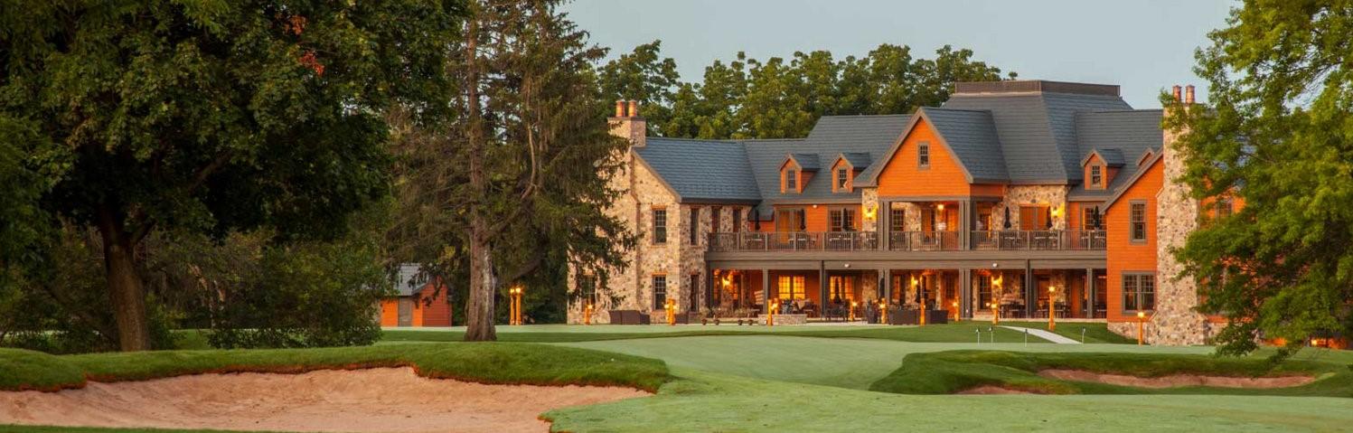 Beloit Club, #18  Winner 2016 Golf Inc. 'Most Improved Golf Course'