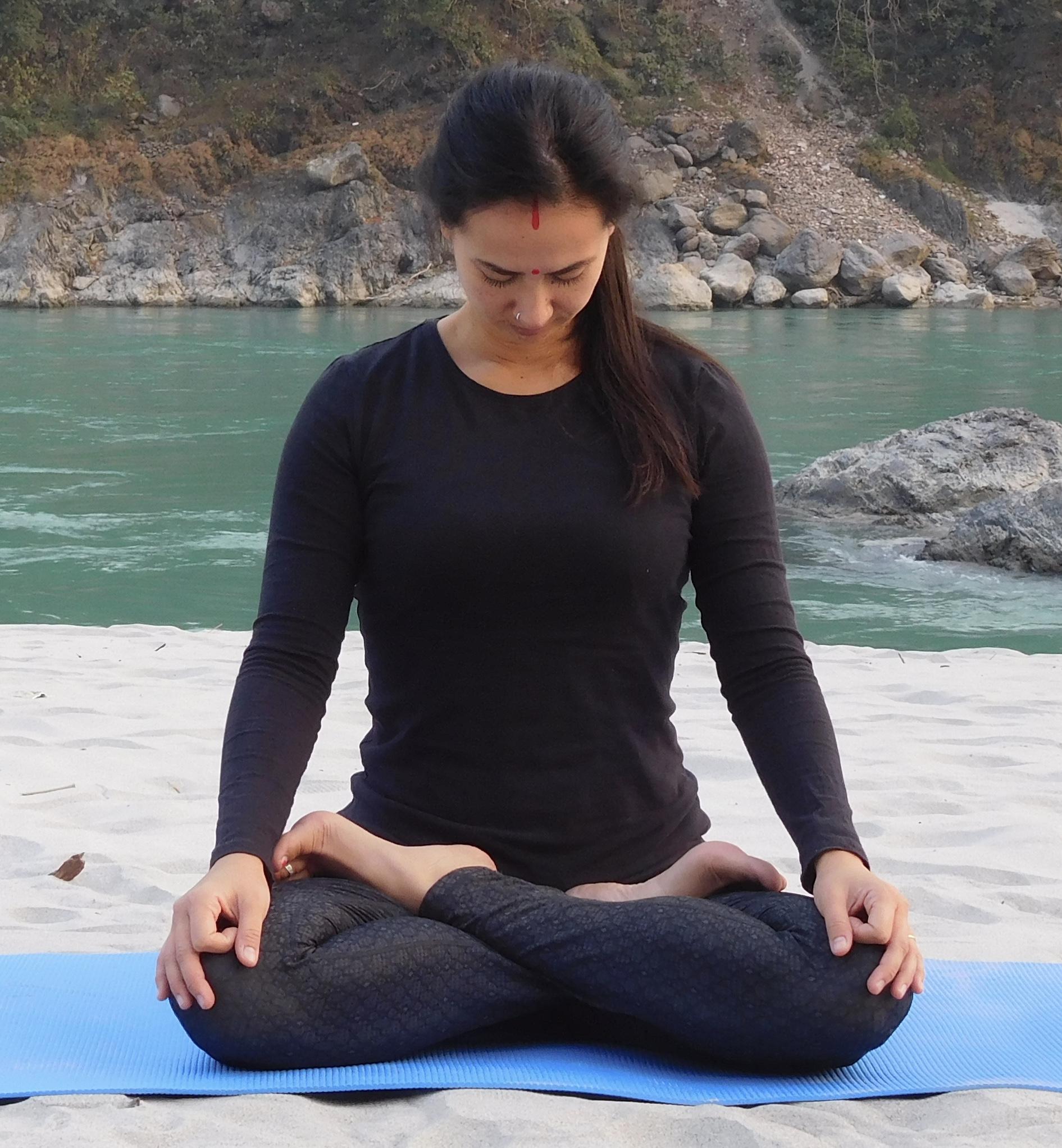 Padmasana - Destroyer of a yogi's diseases