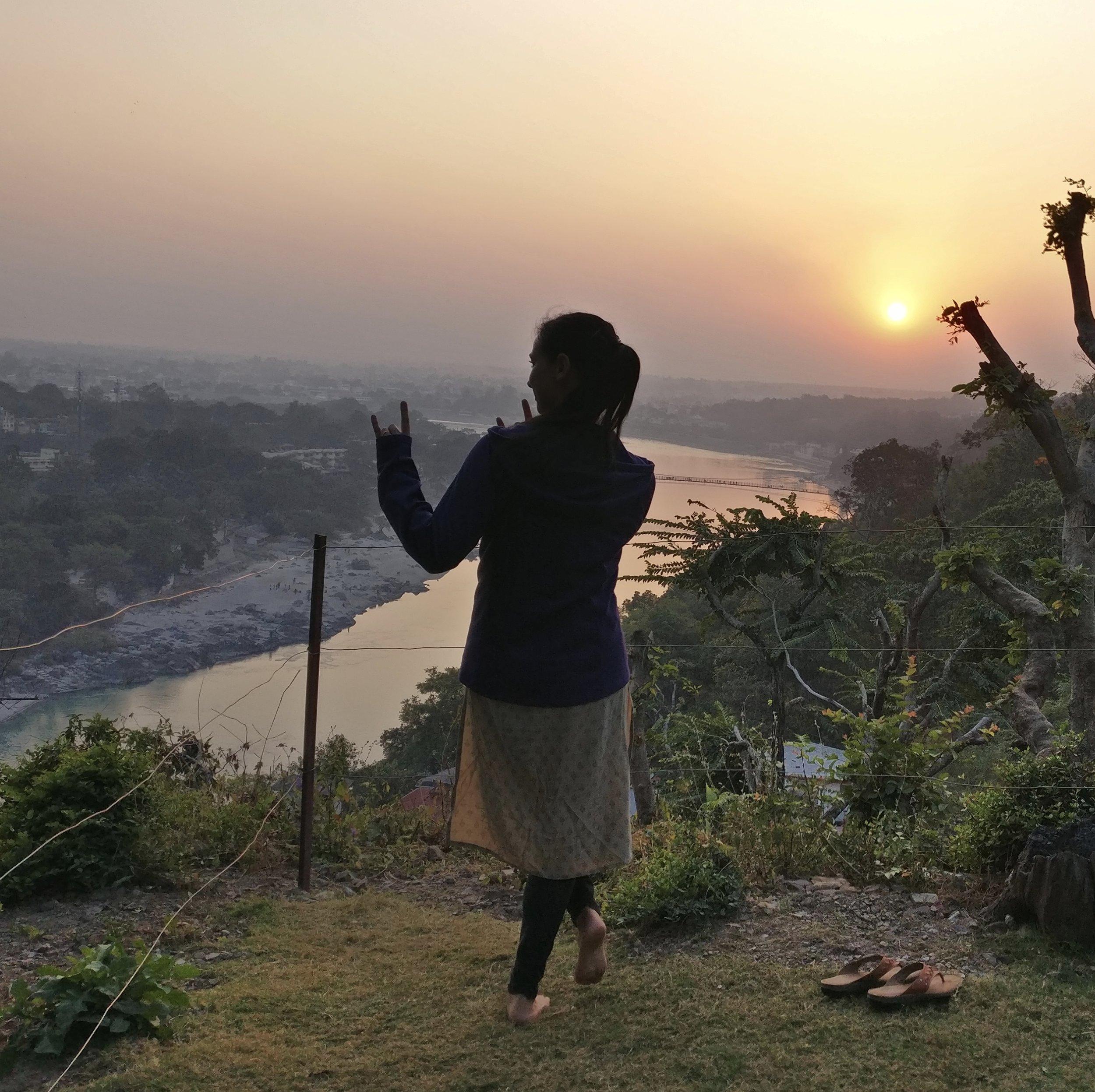 Sandy Phomveha - Hatha and Ashtanga Vinyasa Yoga Teacher