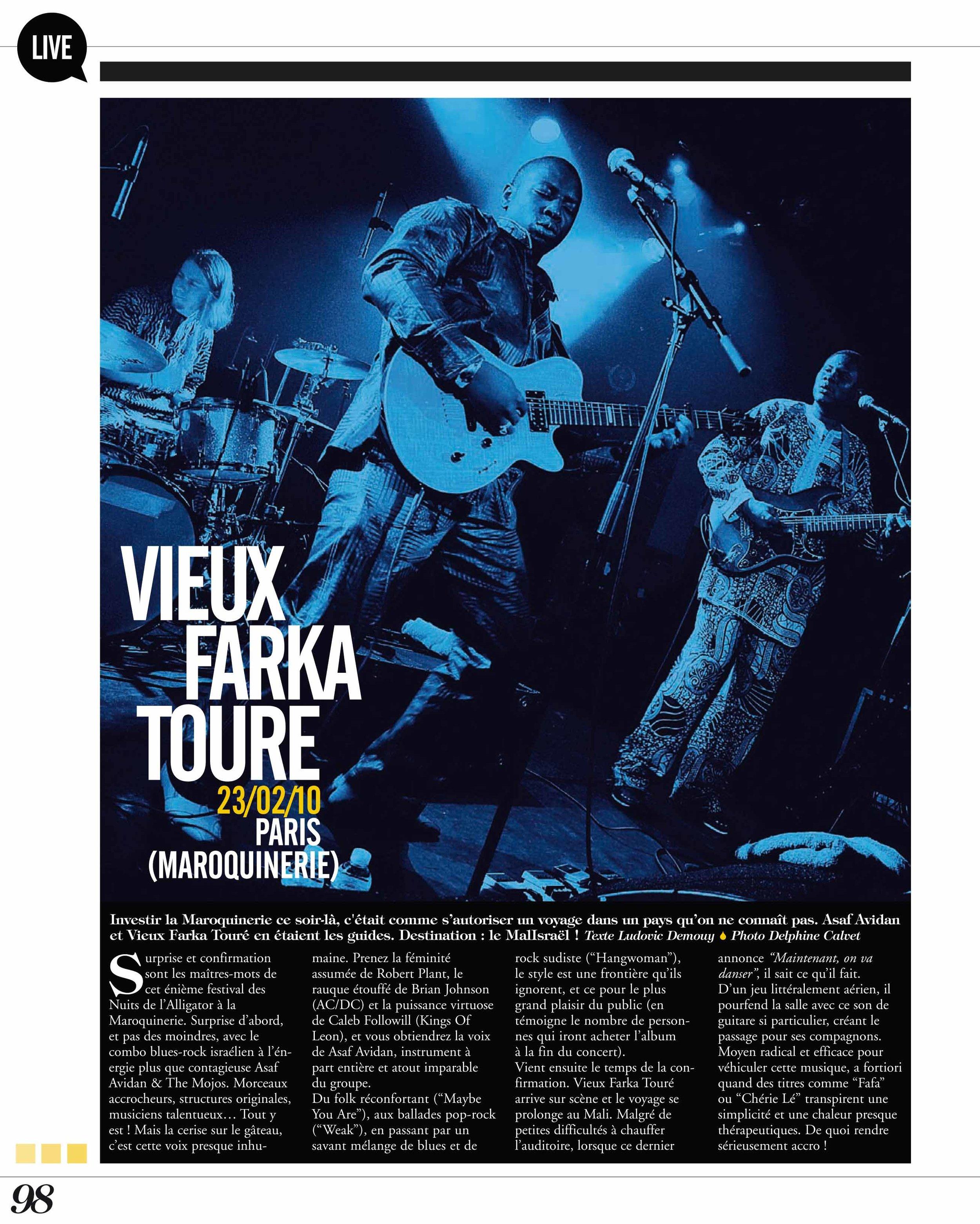 Vieux Farka Toure (World Sound)