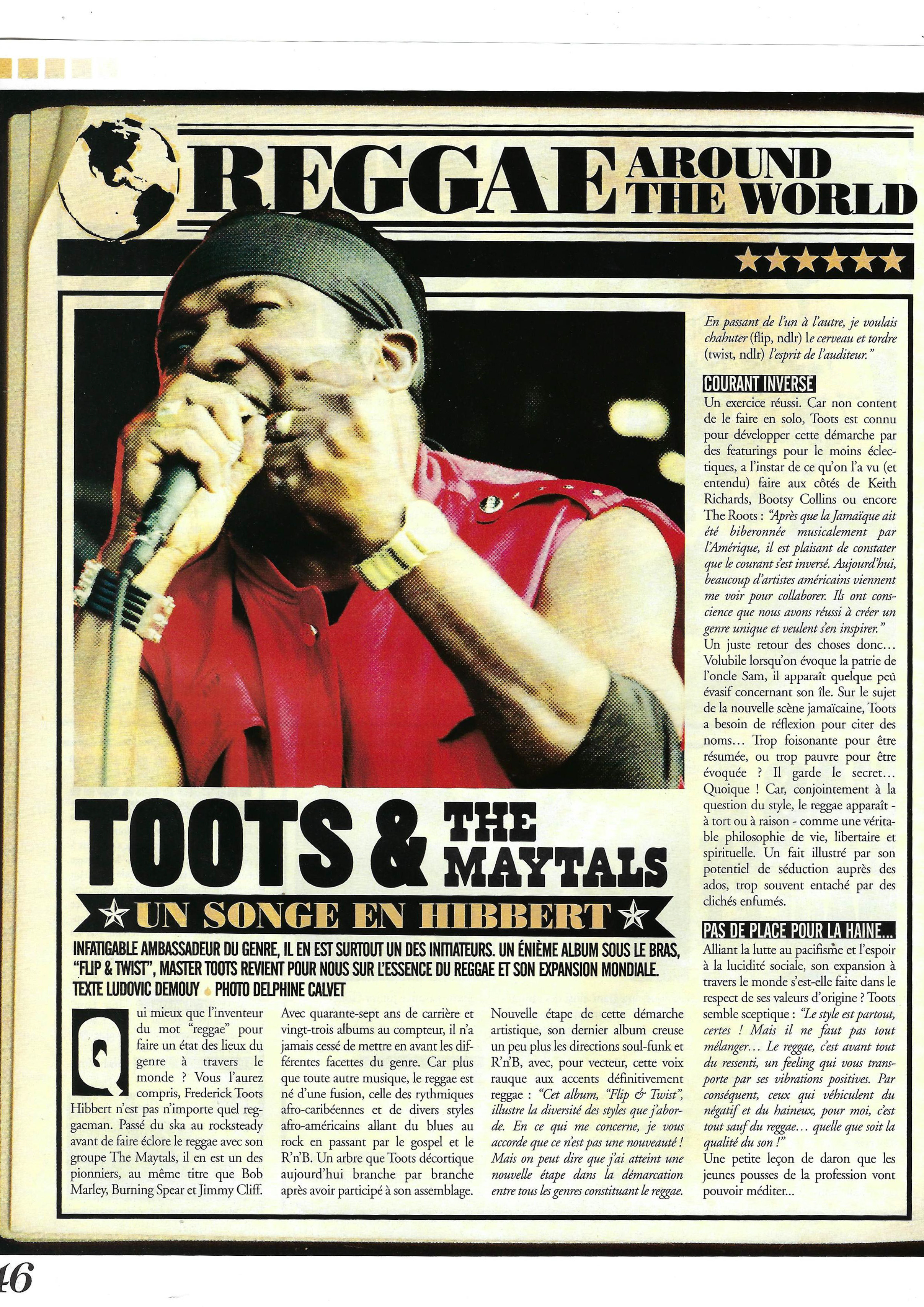 Toots and The Maytals (World Sound)