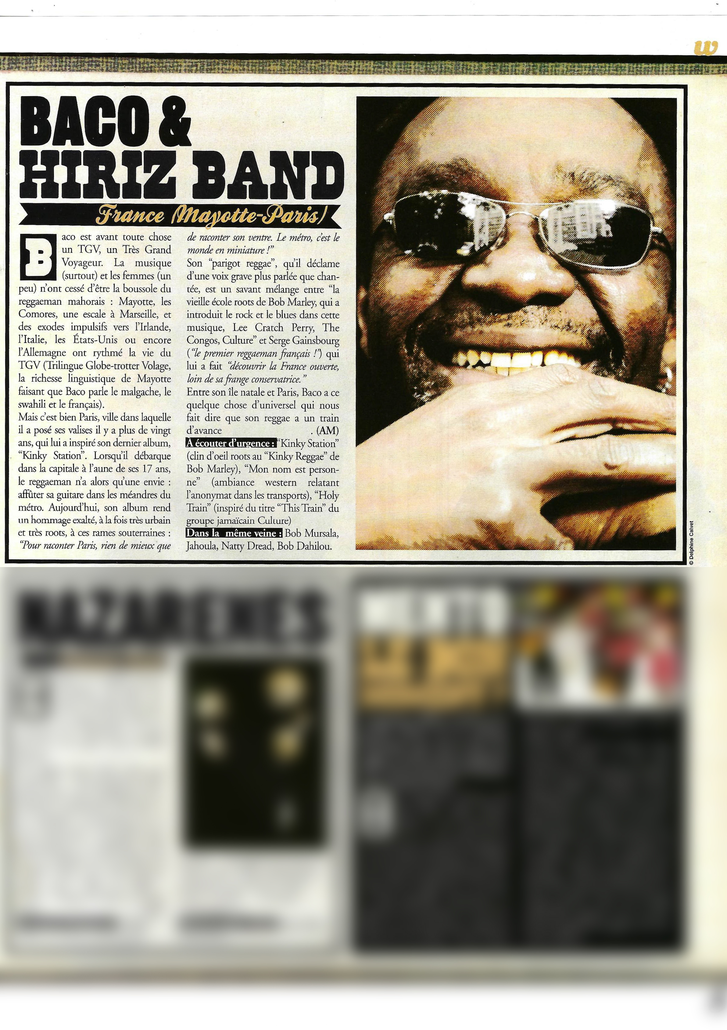 Baco & Hiriz Band (World Sound)